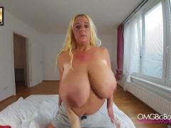Emilia Boshe POV tits grabbing 4K