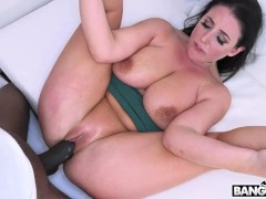 BANGBROS - Big Tits Anglea White VS Monster Cock