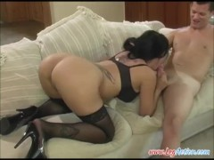 Olivia O'Lovely Ride On Ass Fat Cock