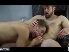 Men.com - Colby Keller and Wesley Woods - Mesmerized - Gods Of Men
