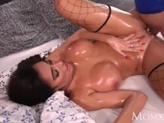 MOM Huge tits British MILF Ava Koxxx cheating on her husband