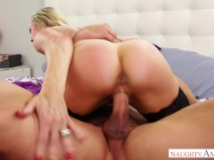 BRANDI LOVE - CHEATING MILF FUCK THE PLUMBER