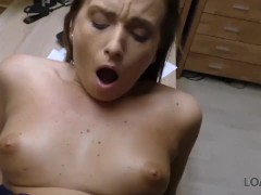 LOAN4K. Sex for cash gives cutie last chance of finishing college