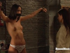 The Education of Erica: Submissive Stepdaughter Training For Her Mistress