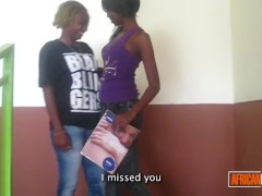 Real lesbians in Nairobi, Kenya