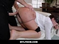 MYLFDom - Hard Rough Sex With Horny Mom