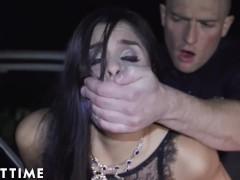 ADULT TIME Latina Teen Katya Blows Corrupt Cop to Avoid Lockup