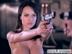 DigitalPlayground - Brooklyn Blue, Danny D and Franceska Jaimes - BlowBack