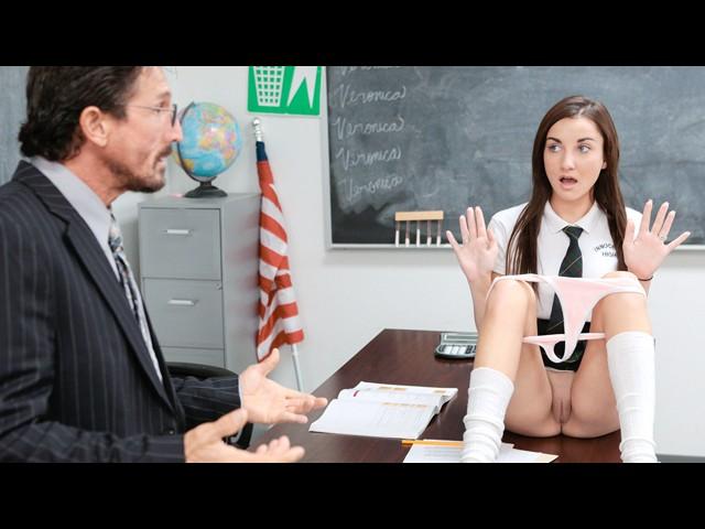 InnocentHigh - Schoolgirl Fucked By Huge Cock #1185174