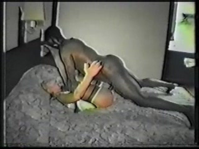 White wife fucked by big black cock