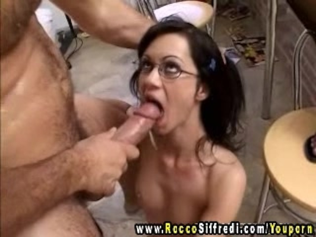 rocco hardcore anals blonde