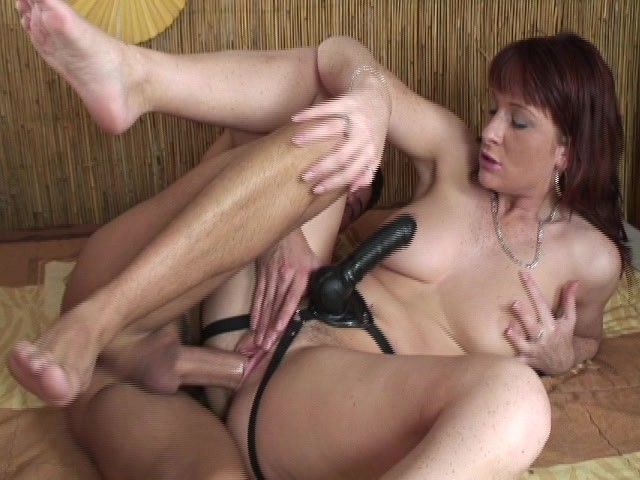 She Makes Him Her Bitch, Pov Pegging His Ass With Strap-On.