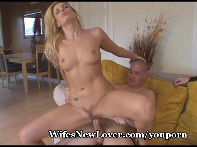 Wife Watching Husband Fuck Man