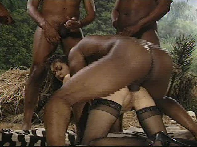 Gang Bang In The Jungle - Free Porn Videos - Youporn-5277