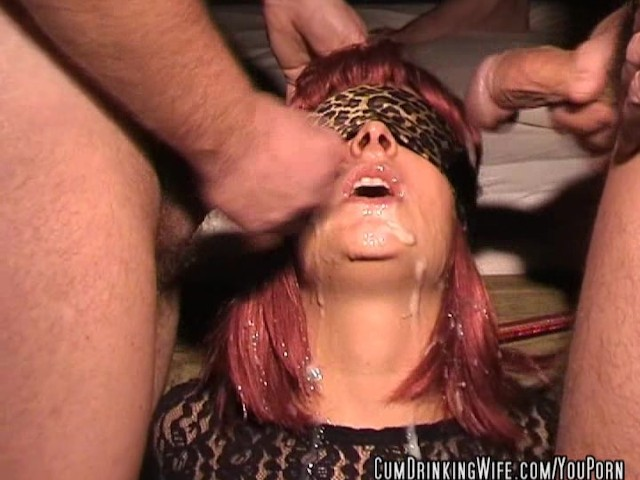 Bukkake Wife At The Local Swingers Club - Free Porn Videos -4875