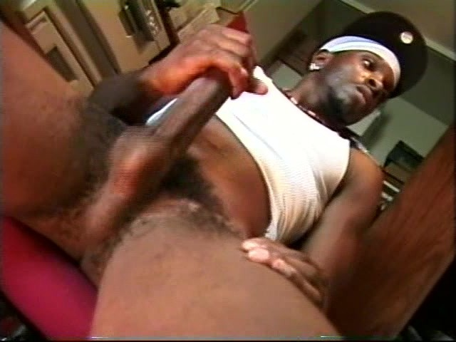 Rubbing His Big Black Cock - Free Porn Videos - Youporngay-5711