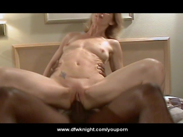 Mature White Cougar Bbc
