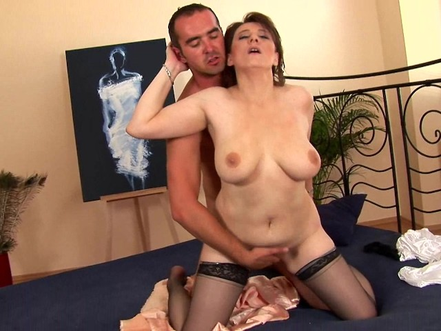 Horny Mature Babe In Stockings Fucked - Free Porn Videos - Youporn-3038