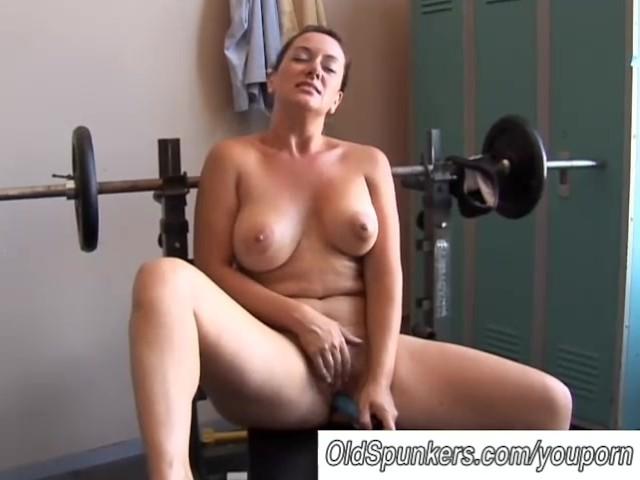 Feeling big tits