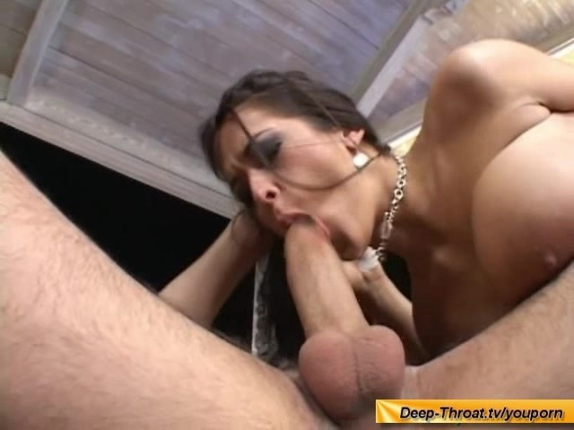 Dagfs busty chick takes on 2 surprise dicks 2