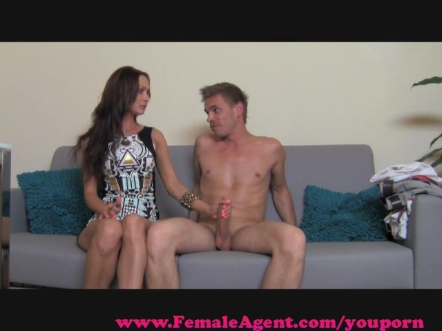 Femaleagent Milf Exploits Shy Guy In Casting - Free Porn -2632