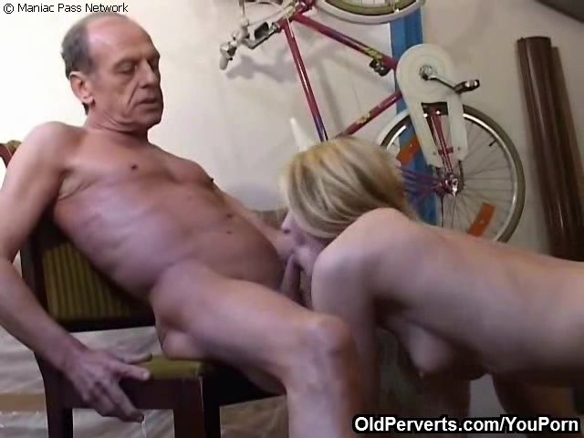 Old Grandpa Fucking Cute Blonde - Free Porn Videos - Youporn-5089
