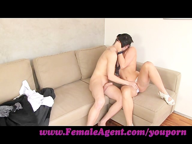 Femaleagent stud dissapoints milf in casting 3