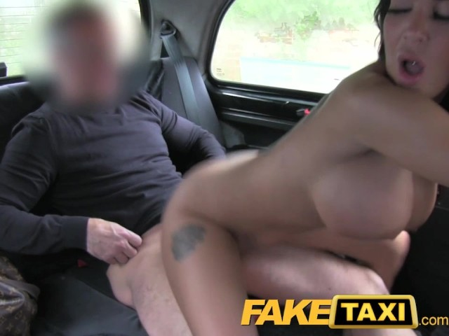 Faketaxi Hot Pole Dancer With Huge Tits Caught On Camera -8518