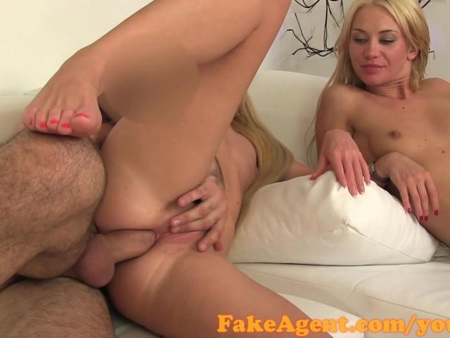 fake casting porn