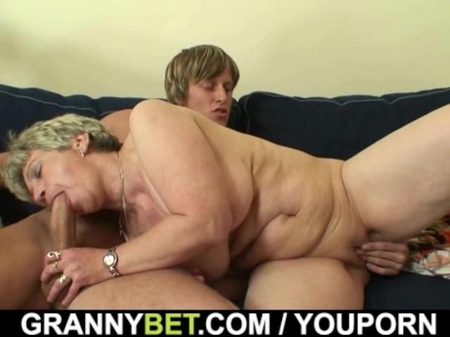 Lonly granny