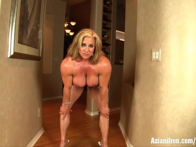 Aziani Iron Anal Sex - Aziani Iron Mature Bodybuilder Wanda Moore Big Clit - Free Porn Videos -  YouPorn