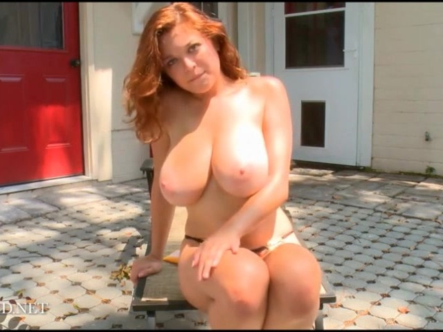 Red Hair Small Tits