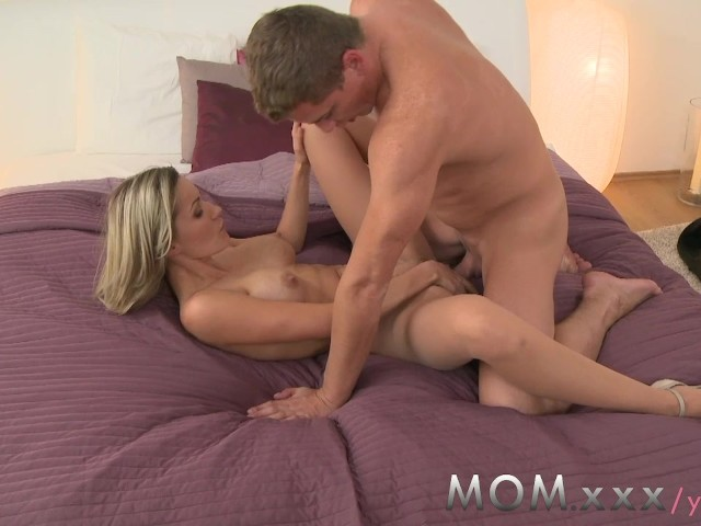 Blonde milfs love to be dominant and german 2