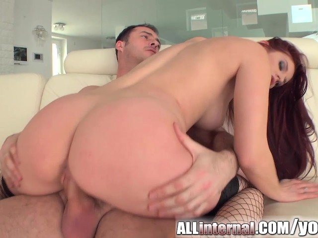 All internal hot creampie drips from kyra queens pussy 5