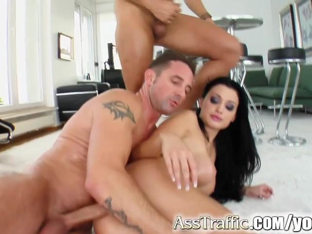 Ass Traffic Aletta Ocean Anal And Cum Swallow - Free Porn -5148
