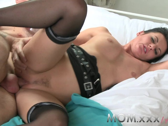 Mom Mature Dark Haired Milf Can't Get Enough Cock - Free Porn Videos -  YouPorn
