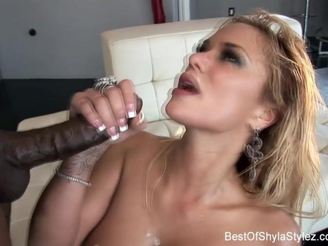 Slutload mom takes a black cock
