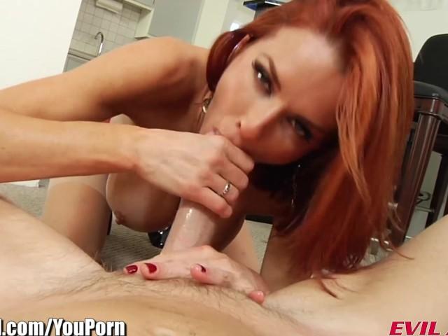 Crossdressing feminized husband anal penetration