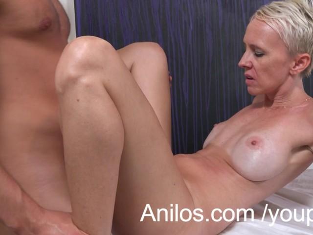cougar sex massage på sjælland