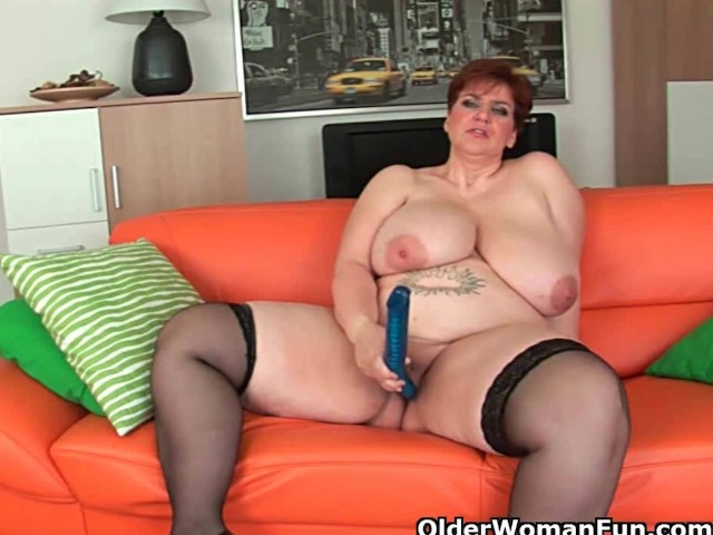 Huge tits plumper mature gyno doc check up 10