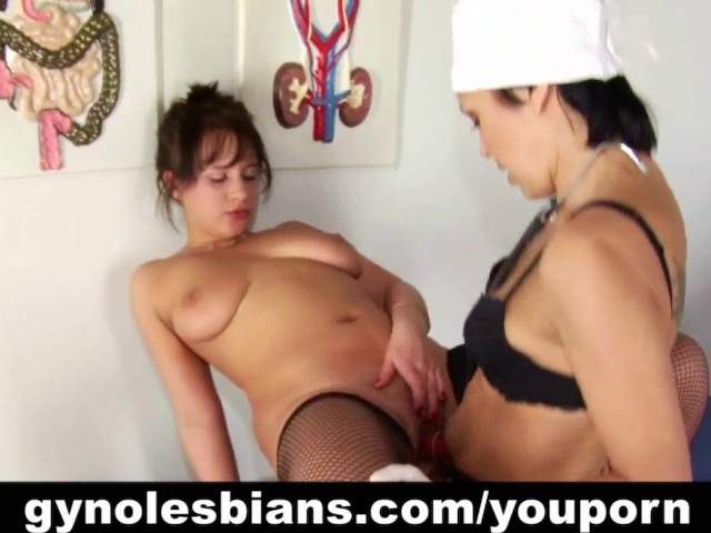 Lesbian Doctor Seducing Her Patient - Free Porn Videos -9031