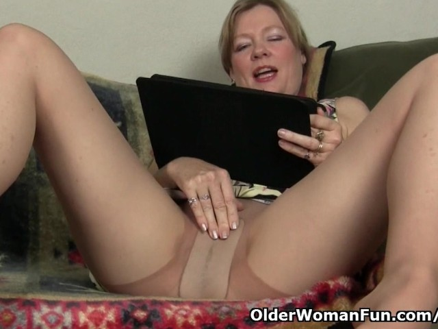 The anna lacey pantyhose this