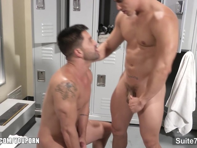 from Blaise gay and lockerroom and video