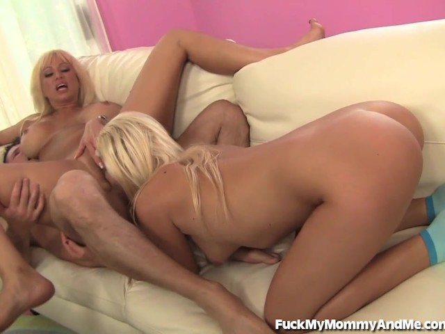 mature mother and lesbian dother fucking