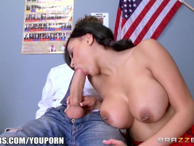 Sexy School Girl Kimberly Kendall - Brazzers - Free Porn -1642