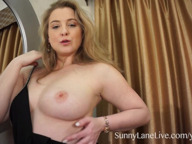 Horny sunny lane gets frisky in the back seat 3