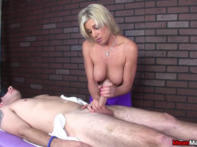 Milf in massage hieronta porno