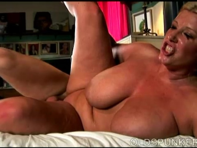 Big tit mature amature video
