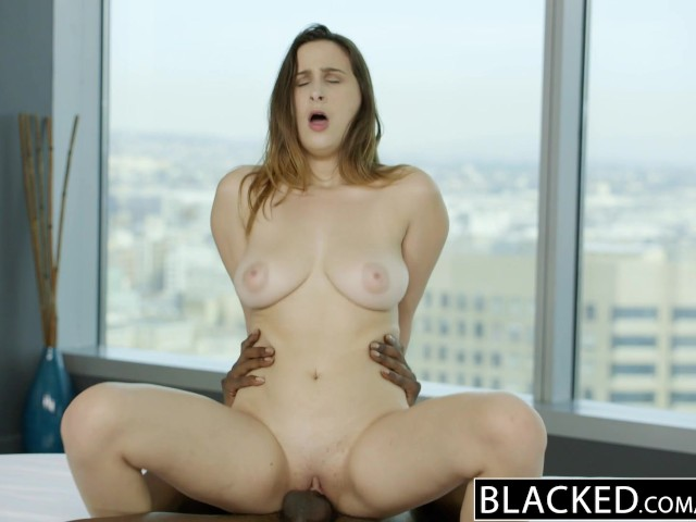 Blacked Busty Brunette Ashley Adams First Bbc - Video -5877
