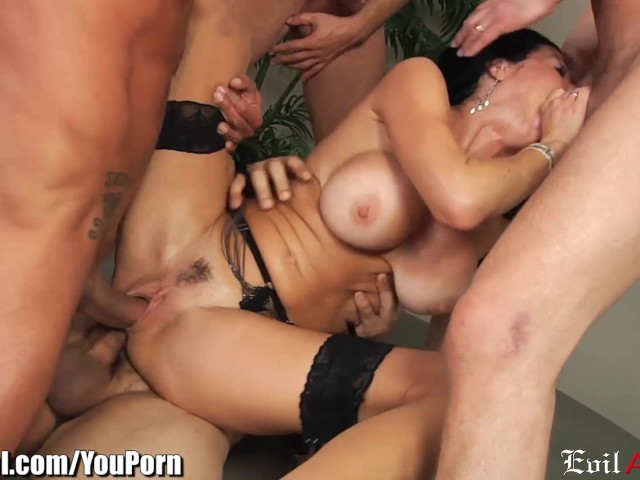 Double anal sex movies